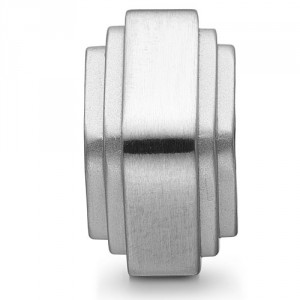 0380571 - Mens Jewelry by AAGAARD Stainless Steel Link