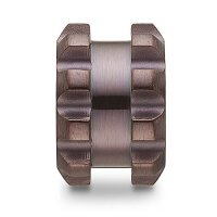 0380598 - Mens Jewelry by AAGAARD Stainless Steel Link