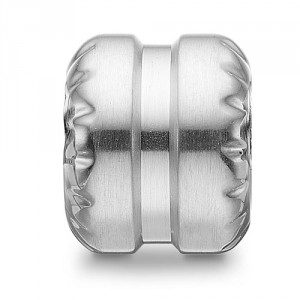 0380574 - Mens Jewelry by AAGAARD Stainless Steel Link