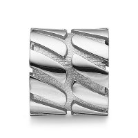 0380661 - Mens Jewelry by AAGAARD Stainless Steel Link