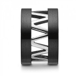 0380539 - Mens Jewelry by AAGAARD Stainless Steel Link