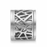 0380649 - Mens Jewelry by AAGAARD Stainless Steel Link