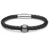 0710228 - Mens Jewelry by AAGAARD Starter Bracelet with One Link