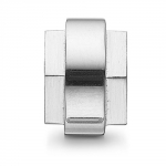 0380589 - Mens Jewelry by AAGAARD Stainless Steel Link