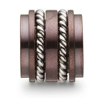 0380581 - Mens Jewelry by AAGAARD Stainless Steel Link