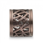 0380651 - Mens Jewelry by AAGAARD Stainless Steel Link