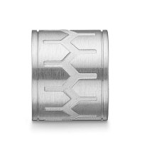 0380620 - Mens Jewelry by AAGAARD Stainless Steel Link