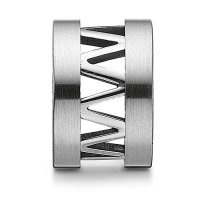 0380536 - Mens Jewelry by AAGAARD Stainless Steel Link