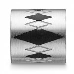 0380524 - Mens Jewelry by AAGAARD Stainless Steel Link