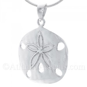 3995 sterling silver sand dollar pendant aapsdp84 sterling silver sand dollar pendant aloadofball Image collections
