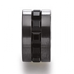 0380497 - Mens Jewelry by AAGAARD Stainless Steel Link