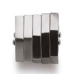 0380479 - Mens Jewelry by AAGAARD Stainless Steel Link