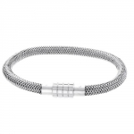 0310187 - Mens Jewelry by AAGAARD Stainless Steel Bracelet