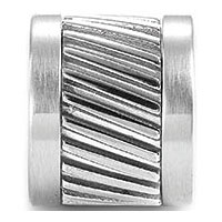 0380346 - Mens Jewelry by AAGAARD Stainless Steel Link