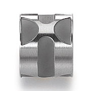 0380463 - Mens Jewelry by AAGAARD Stainless Steel Link