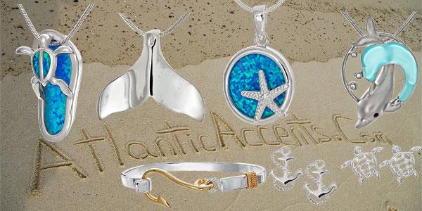 Beach Jewelry Atlantic Accents