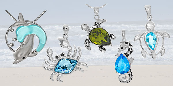 Make the Best Wholesale Ocean Jewelry
