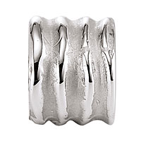 0380325 - Mens Jewelry by AAGAARD Stainless Steel Link