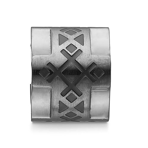 0380803 - Mens Jewelry by AAGAARD Stainless Steel Link