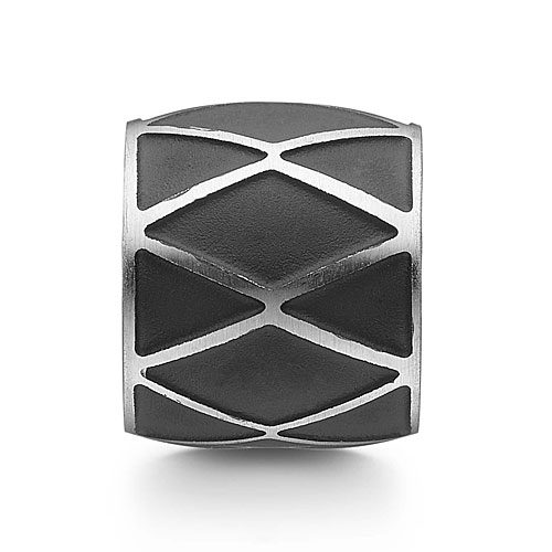 0380812 - Mens Jewelry by AAGAARD Stainless Steel Link