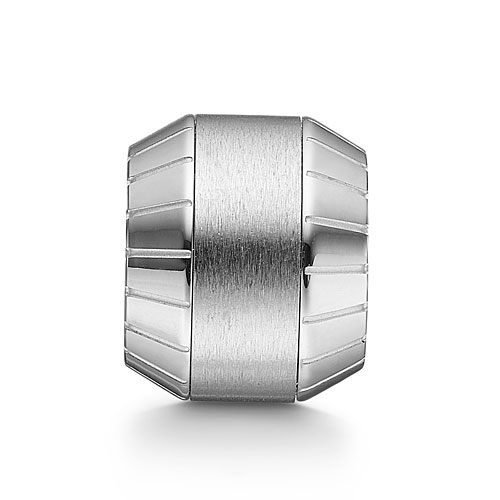 0380847 - Mens Jewelry by AAGAARD Stainless Steel Link