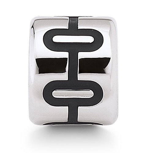 0380871 - Mens Jewelry by AAGAARD Stainless Steel Link