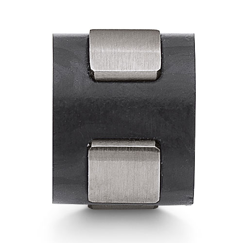0380892 - Mens Jewelry by AAGAARD Stainless Steel Link