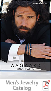 Mens Jewelry by AAGAARD Catalog - CLEARANCE SALE