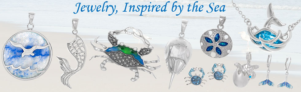 Jewelry Inspired by the Sea Life Jewelry