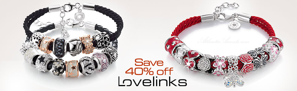 Lovelinks Jewelry fits Chamilia and Pandora